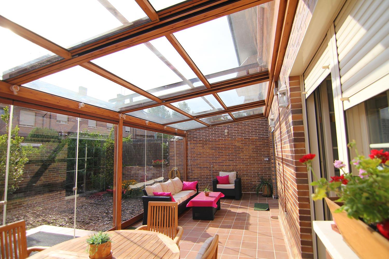 Cubiertas para terrazas elegant decora tu terraza - Cubiertas para terrazas ...